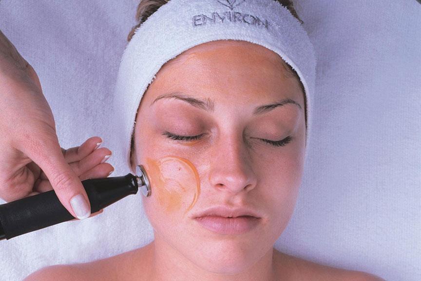 Environ Ionzyme® DF facials